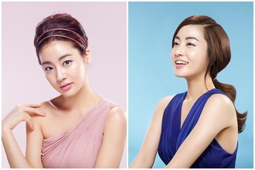 """Kang Sora Chosen As Model for """"SCINIC"""" Cosmetics"""