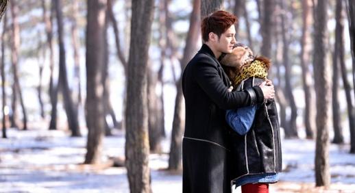 Kim Bum Caught Attending Jung Eun Ji's Musical