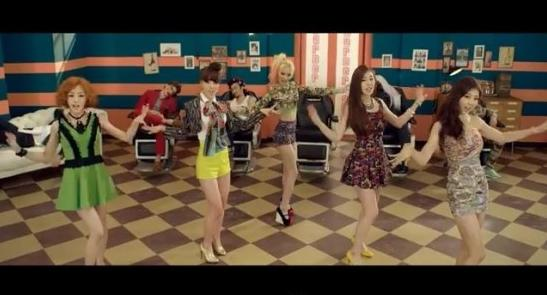"""New Group Ladies' Code Release Debut MV for """"Bad Girl"""""""