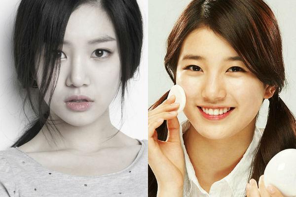 """Gu Family Book"" Co-Stars Suzy and Lee Yoo Bi Get Chummy"