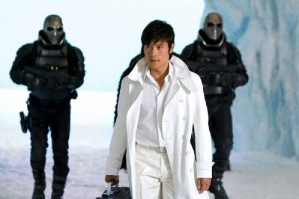 Lee Byung Hun Rumored to be Asian Prince in Hollywood Because He Wouldn't Talk