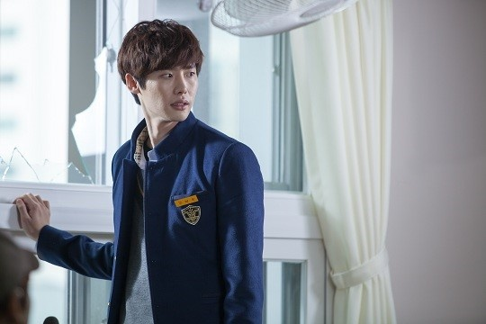 "Lee Jong Suk: ""I Want to Play the Role of Homme Fatale or Evil Psychopath in the Future"""