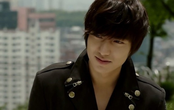 "Lee Min Ho Reviewing Movie ""Gangnam Blues"" for Next Project"