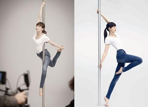 Lee Na Young Shows Off Her Impressive Pole Dancing Moves