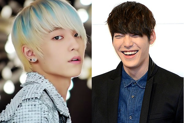 Teen Top's L.Joe and Actor Kim Woo Bin Naturally Don't Gain Weight