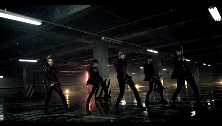 "MBLAQ Releases MV Preview for Upcoming Japanese Single ""Mona Lisa"""