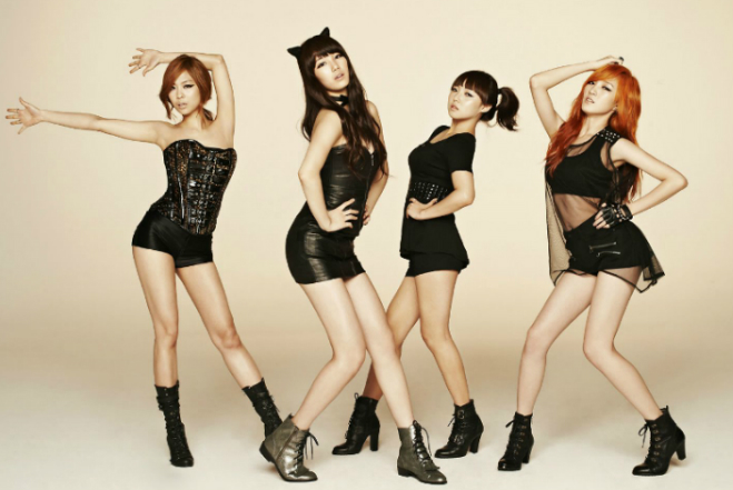 [Live] Celebrate miss A's 1000th-Day Anniversary with ustream Chat