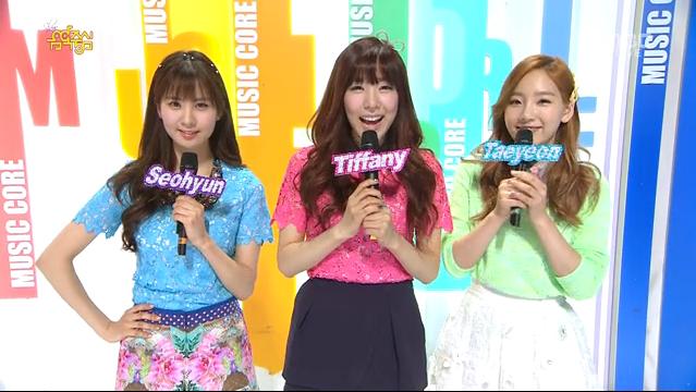 MBC Music Core 03.02.13