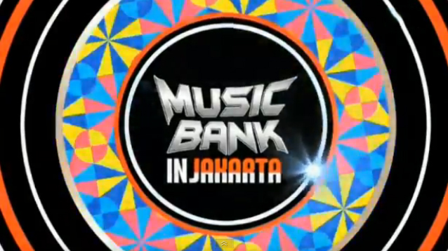 performances from music bank in jakarta indonesia
