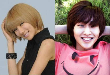 from Mason shinee onew dating jung ah