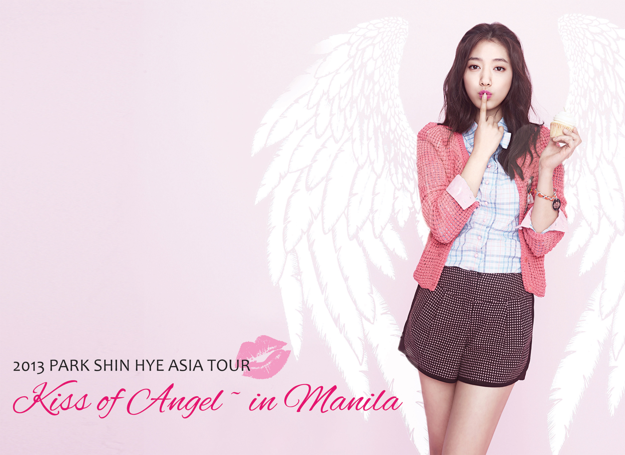 Park Shin Hye to Go On Asian Tour to Celebrate 10th Anniversary Since Debut