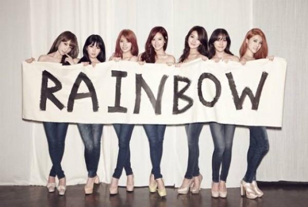 Rainbow's Jung Yoon Hye Captures Candid Sleeping Moments of Members