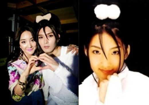 [SNS PIC] Super Junior's Ryeowook Could Be S.E.S Bada's Sister