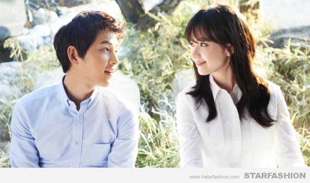 Song Joong Ki And Han Hyo Joo Make a Picture Perfect Couple