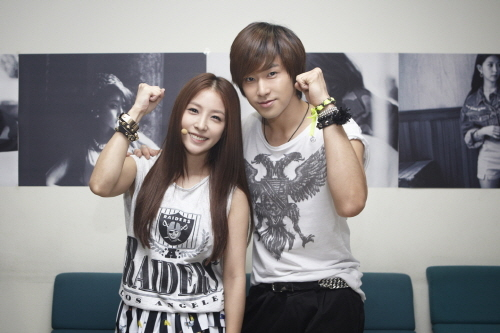 "BoA Praises DBSK's Yunho's Acting in ""Night King"""