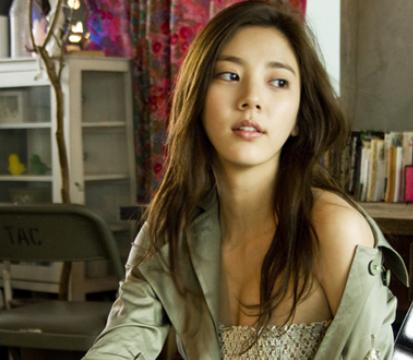 Son Dam Bi Reveals Her Selca Taken Wearing a Bathrobe