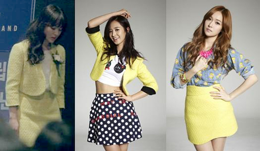 Who Wore It Better: Song Hye Gyo vs Girls' Generation