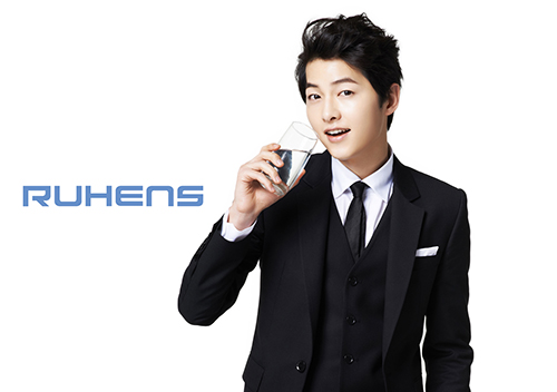 Song Joong Ki Is Pure for RUHENS