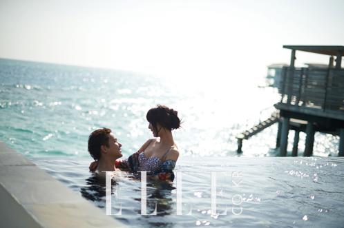 Wonder Girl's Sunye's Latest Honeymoon Photos Released