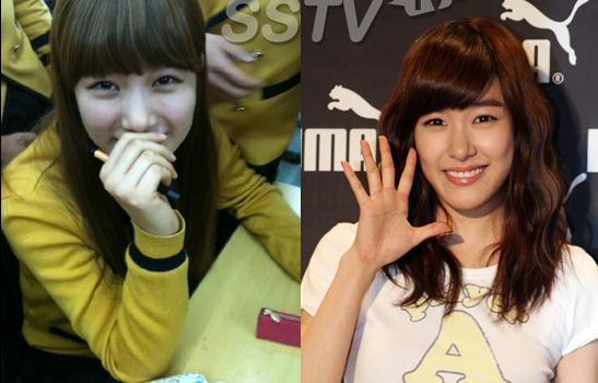 Who Wore It Better: Suzy vs. Tiffany