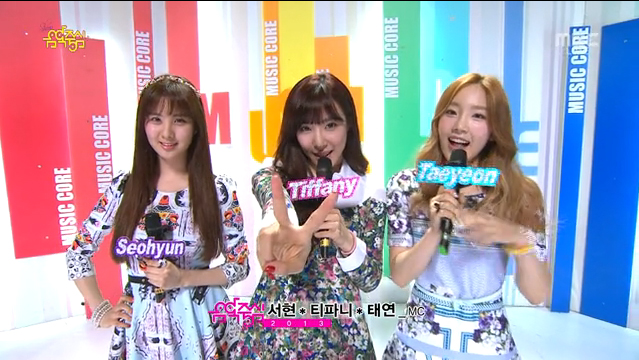 MBC Music Core 03.23.13 – Infinite & Davichi Comeback Stages