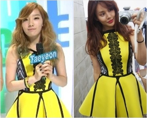 Who Wore It Better: Girls' Generation's Taeyeon vs. Ivy