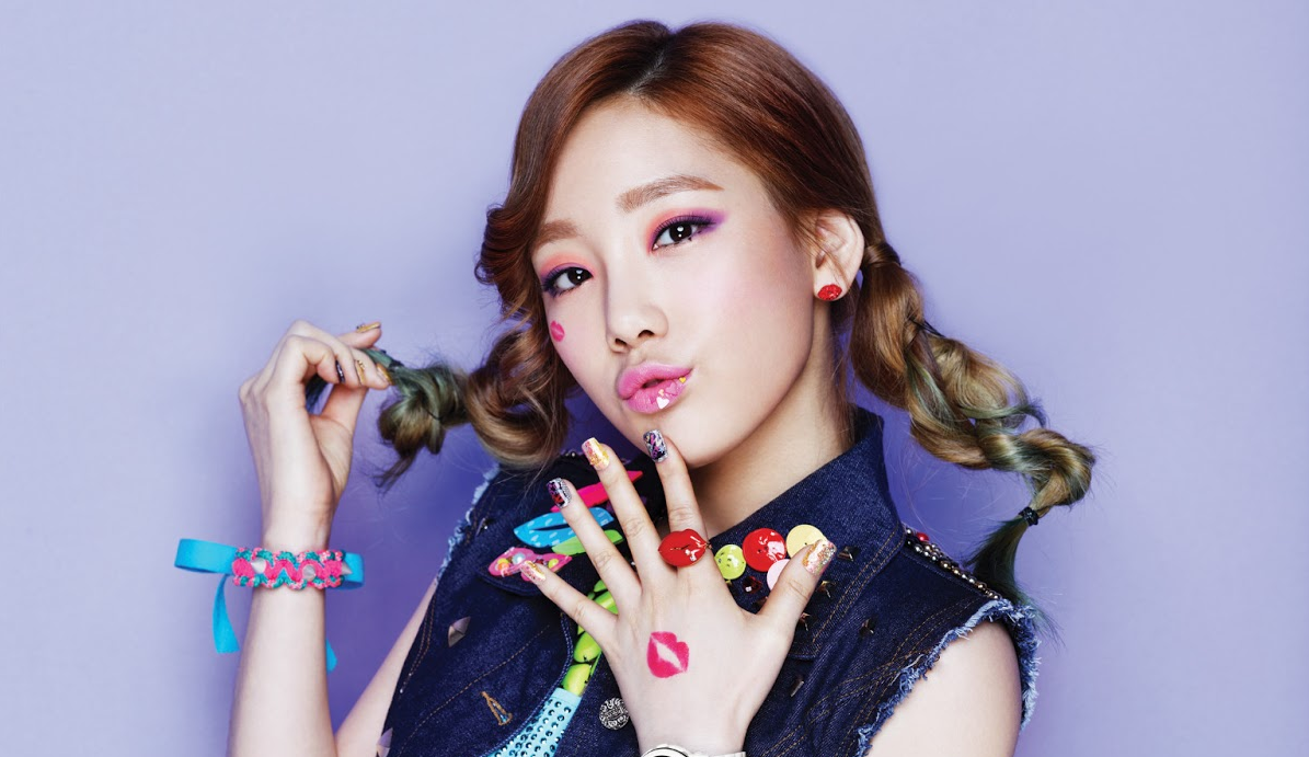 [SNS Pic] Girls' Generation's Taeyeon's Comical Selca