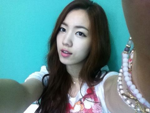 [SNS PIC] What Is Ex-T-ara Member Hwayoung Up To?