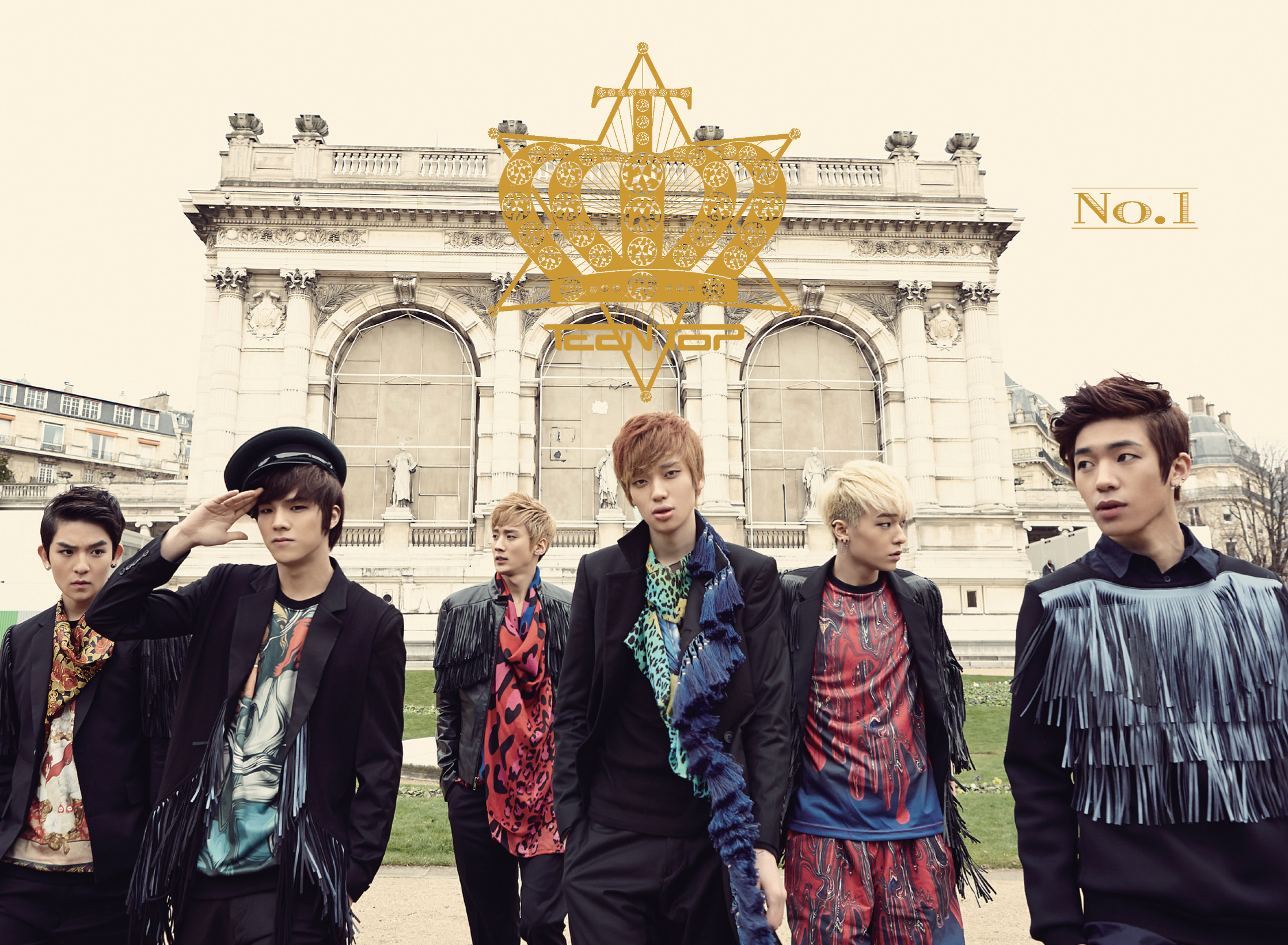 Teen Top to Perform with Indonesian Idol S4