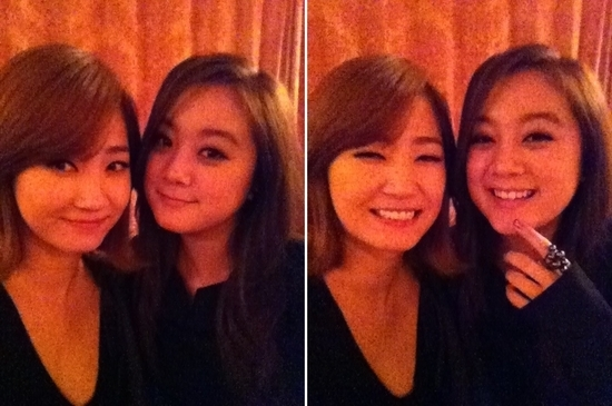 Wonder Girls' Hyelim Supports Ye Eun by Attending Her Musical