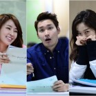 "Jung Yumi, Jung Kyeo Woon, & More Gather for ""Wonderful Mama's"" First Script Reading"