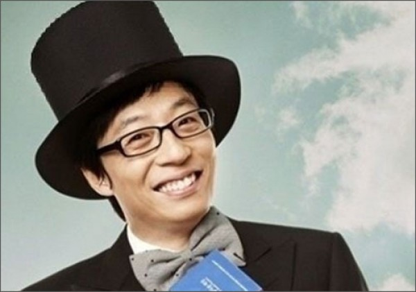 """Netizens Defend Yoo Jae Suk from Being Criticized Unfairly for Alleged """"Bad Manners"""""""