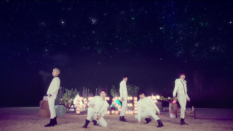 "ZE:A-FIVE Releases MV for ""The Day We Broke Up"""