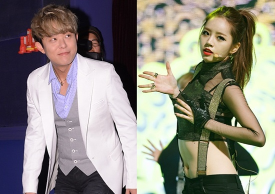 Sparks Between Girl's Day Hyeri and Tony Ahn Have Been Flying Since 2011