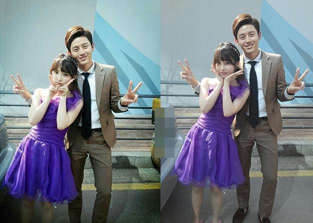 [SNS PIC] Lee Ji Hoon Shows Love for IU