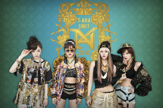 T-ara N4 Poster Revealed!