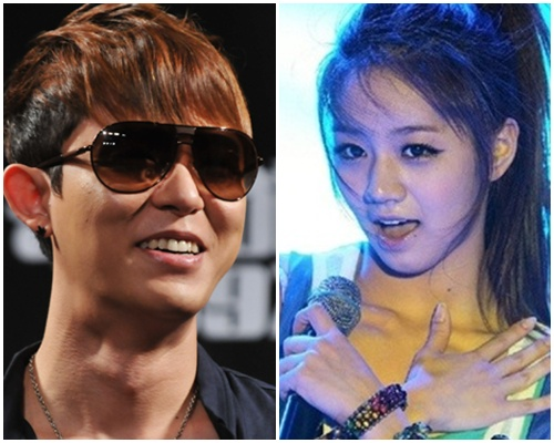 Girl's Day Hyeri Is Dating Tony Ahn Who Is 16 Years Older!