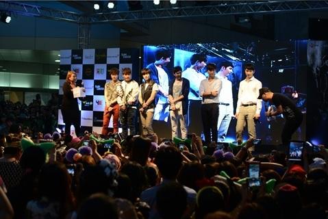 2PM Finishes Successful Bangkok Concert!