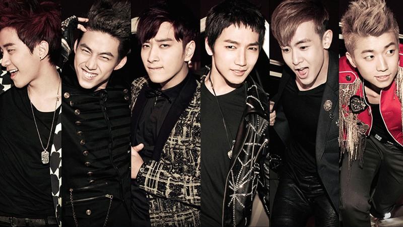 2PM Releases Third Album Tracklist Ahead of Comeback