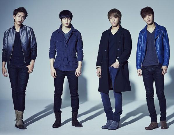"""CNBlue Announces Their Fifth Major Japan Single """"Blind Love"""""""