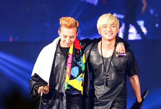 Daesung Supports G-dragon Through Injury