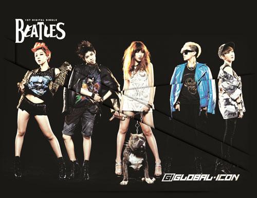 New Girl Group GI to Debut on April 3!