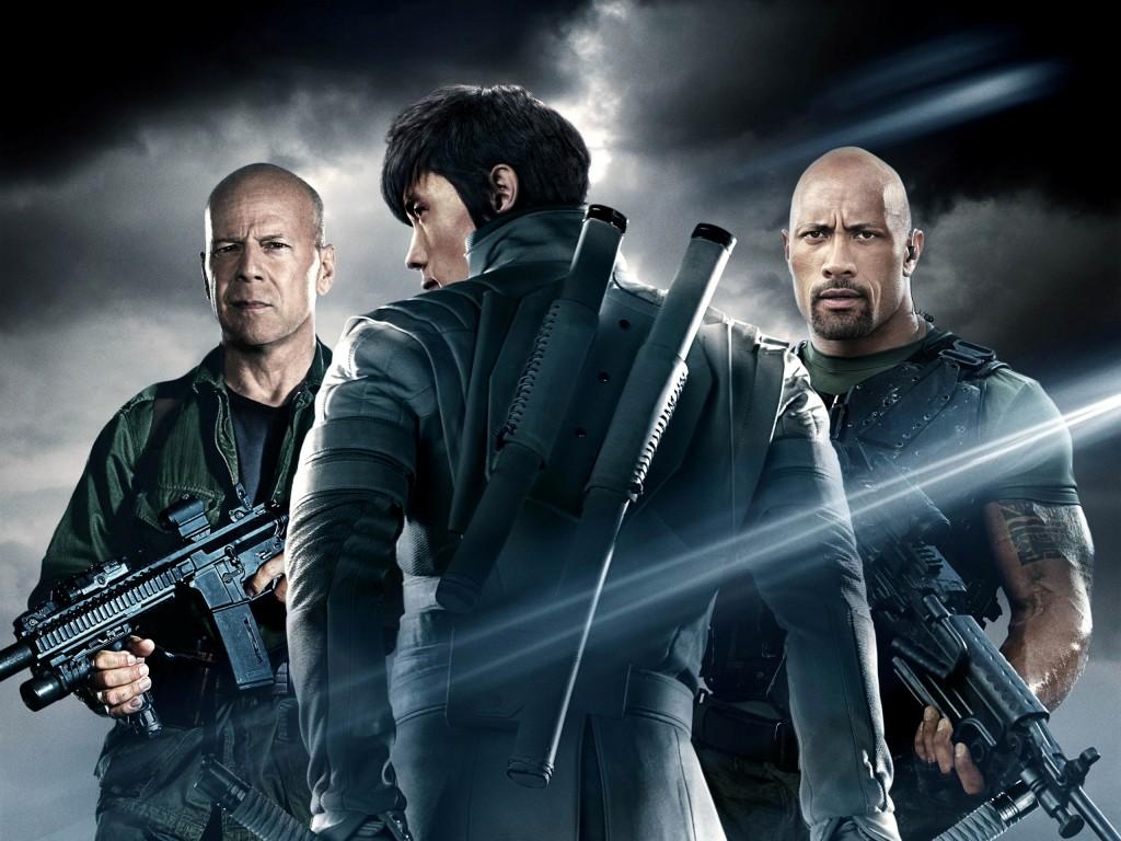 G.I. Joe 2 Is #1 in Korean Box Office