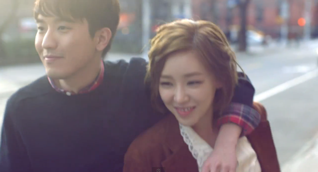 Teaser Released for Brown Eyed Girls' Ga In and Hyungwoo's Upcoming Duet Song
