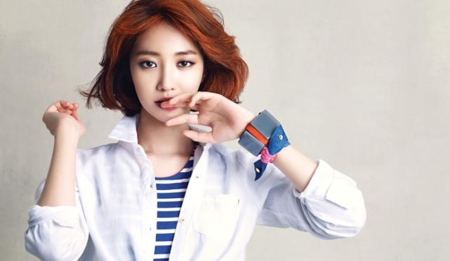 Go Jun Hee Wants To Get Married Quickly