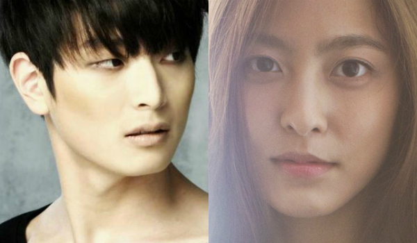 "2AM's Jinwoon and ""School 2013"" Actress Park Se Young to Take Over As ""Music Bank"" Hosts"