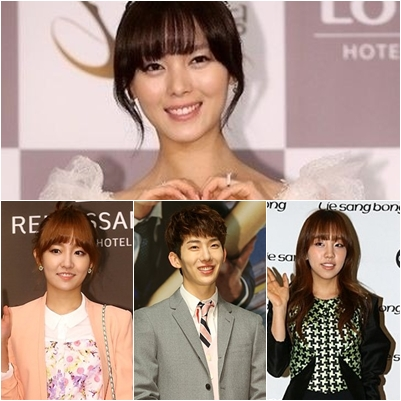 "Jo Kwon and Other Celebrities Congratulate ""Mom-to-be"" Sunye"