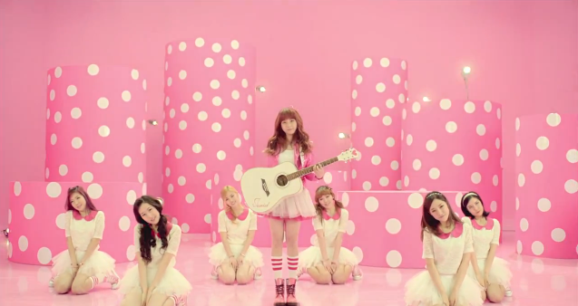 "Juniel is Pretty in Pink for ""Pretty Boy"" M/V Teaser"