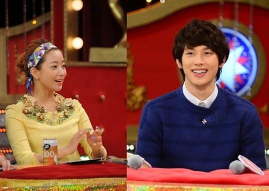 Im Si Wan Personally Invites Kim Hee Sun to His Musical