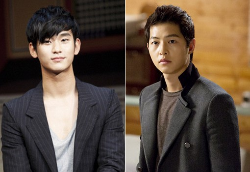 """Song Joong Ki was Offered Kim Soo Hyun's role in """"The Moon that Embraces the Sun"""""""